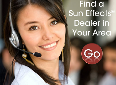 Contact Sun Effects to find an authorized dealer in your area.